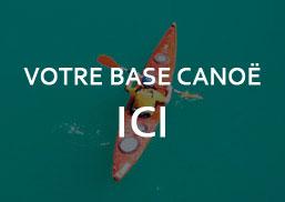 Canoe gorges du tarn